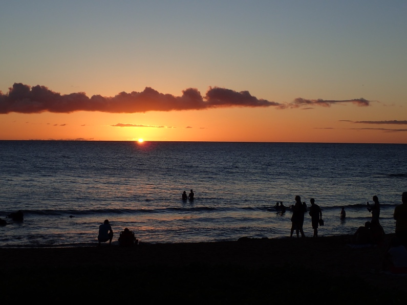 Sunset Dinner by the Beach